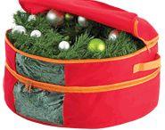 Christmas cajas guardar adornos