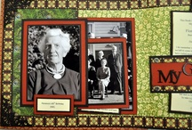 scrapbooking and genealogy / by Tammy Milburn