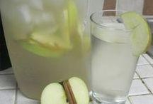bebida manzana