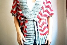 knit and crochet / by Jazmin Hooijer
