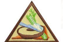 Brownie Badge - Snacks