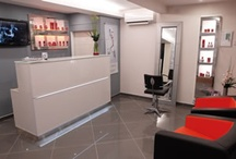The Salons / A sneak peek into the two salons situated in Ipswich. 3 Friars Street & 6 Norwich Road...