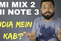 videos MI MIX 2 & MI NOTE 3 Launched | Specifications, Price & India Launch https://youtu.be/DRG7xCySruk