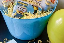 Minion Fun / Minion Fun Board featuring Minion crafts, party ideas, movie reviews, Minion inspired recipes, memes, and more!