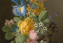 stillevens, bloemen