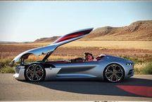 Concept/rare cars