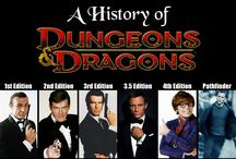 Dungeons and Dragons / All about D&D and  Fantasy