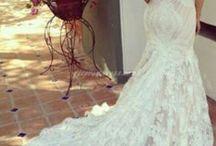 .wedding dresses / by Hailey Blackburn