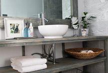Decoration Bathrooms / by Pascale De Groof