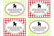 Christmas - FREE Printables / Free Printables for Moms! Crafts, Education, Organization and more! www.printables4mom.com / by Billie @Printables4Mom