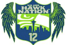 Seahawks / by Carrie Cannon