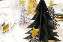 Noël or et noir