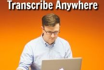 Transcription Courses / Transcription, by itself is one of the simplest professions in the world.The course will give you training and tips that will increase your accuracy.
