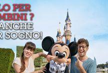 Viaggi Francia - Disneyland Paris