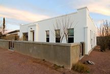Marfa Adobe Desert Home / Marfa Adobe Desert Home