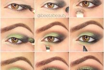 Makeup mata