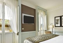 Hotel Indigo Rome St. George: Rooms / by Hotel Indigo Rome - St. George