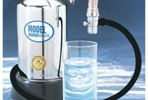 Model 2000™ 8-Stage Water Filter from Ocean Tailer / Protect your family from any gastrointestinal problems by providing them with pure, fresh-tasting water.  The drinking water is guaranteed free from impurities and disease-causing bacteria because of the 8 stages of filtration.  The Model 2000™ 8-Stage Water Filter is a high quality stainless steel water filter that is very simple and easy to install.  This is available at http://shop.oceantailer.com/inventory/detail/166286. Shop now.    #health #puredrinkingwater