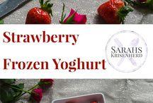 Die besten Eisrezepte von Food Bloggern / Hier findet ihr leckere und erfrischende Eisrezepte von Food Bloggern weltweit.