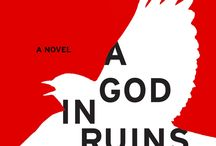 From the Book: A God In Ruins / A pin board devoted to Kate Atkinson's follow up to Life After Life, A God in Ruins.