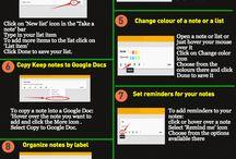 Edtech - Google keep