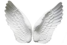 Angel wings lamp/ wall / Lamp or wall