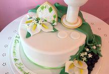 Comunioni e Cresime / Torte decorate per ogni tipo di Cerimonia