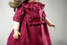Dolls - bleuette / by Marcie Hart
