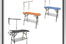 Pet Grooming Tables! / Give our pet a stunning look! #flyingpiggrooming http://goo.gl/dCCAXc