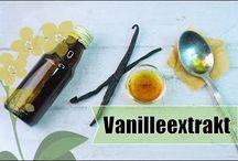 Vanilleextrakt selber machen ohne Alkohol