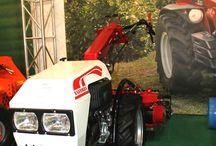 Barbieri egytengelyes traktorok