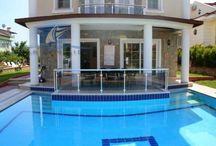 Özel Havuzlu Villa Fethiye Çalış