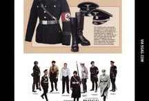 german uniforms WWII