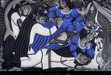 Lori-ann Latremouille / A wonderful artist from Vancouver, Canada
