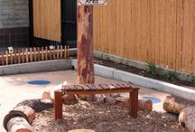 outdoor learning areas ideas