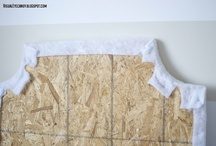DIY: Bedroom Projects & Ideas / by Becky Engle
