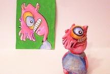 Art Lesson: Sculpture