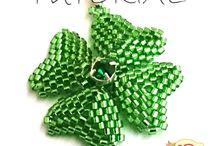 Készítsd el magad - DIY / gyöngyök, díszek - beads, decorations