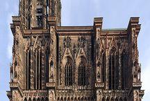 Gothic cathedrals of France. Готические соборы Франции