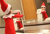 Elf on the Shelf Moto X-mas / by Republic Wireless