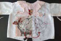 Karin van der Linden - embroidery