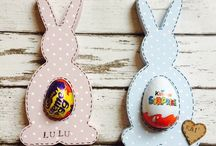 Easter Wooden Craft