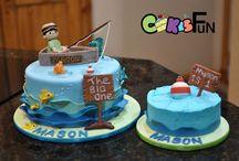 aldo fishing party