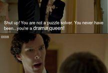 Sherlock's Humors