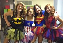 I wanna be a superhero!