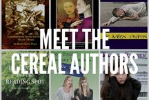 Meet the Cereal Authors