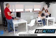 FEel EWoS - scene dai video / #beactive!