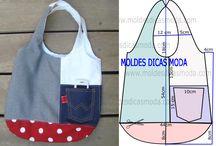 sacos e sacolas(medidas)