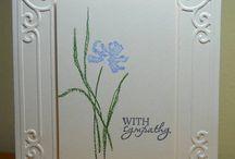 белые открытки