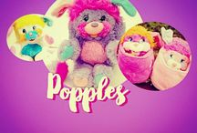 POPPLES. (my collect') / ©LauryRow. / https://www.facebook.com/pg/Disneycollecbell%20/photos/?tab=album&album_id=719760724772287